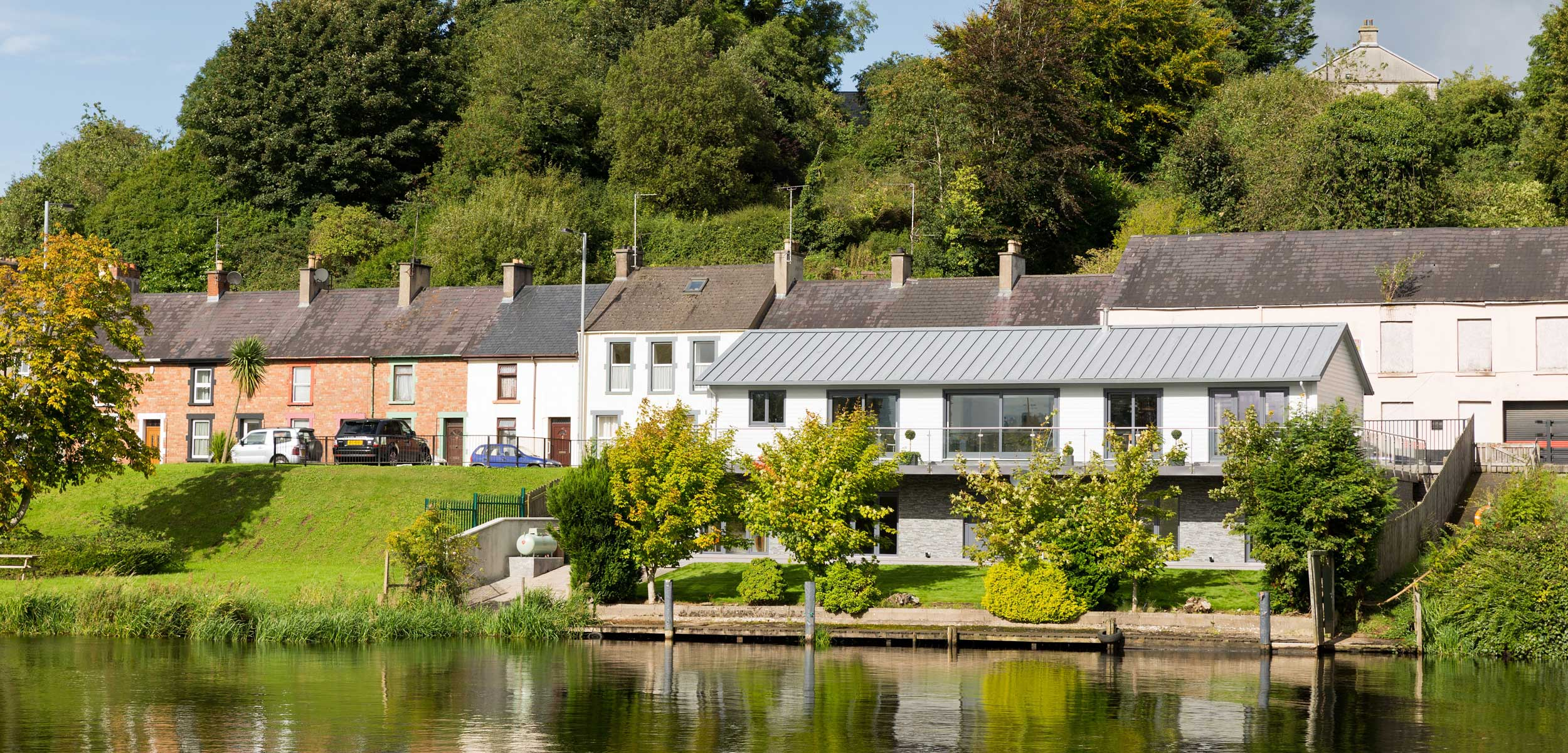 River Cottage, Enniskillen Town, Waterside Holiday Rental